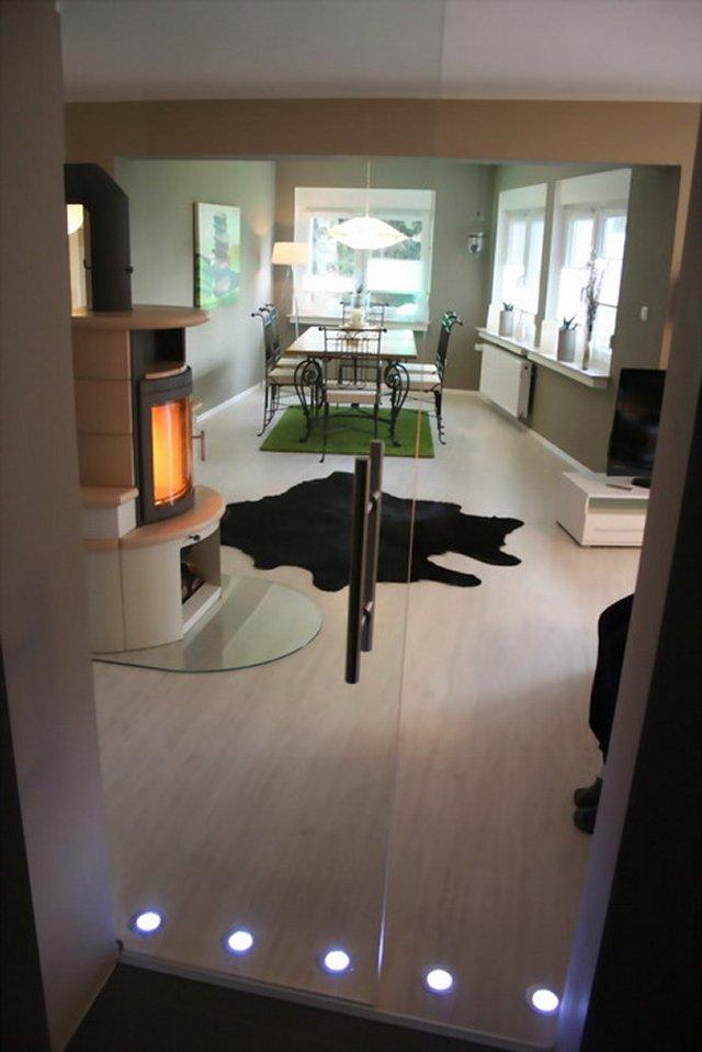 luxus wohnung mit kaminofen ~ raum haus mit interessanten ideen, Wohnzimmer design