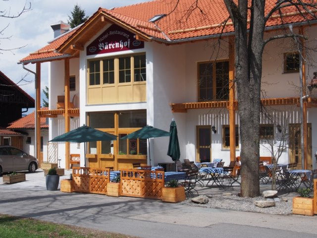 Hotel-Restaurant Bärenhof in Philippsreut