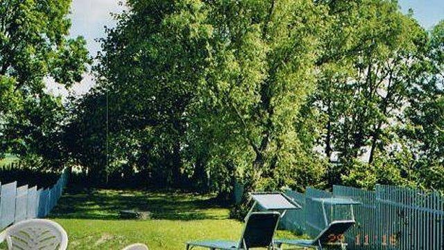 0058-02 Ferienhaus Schulz Garten