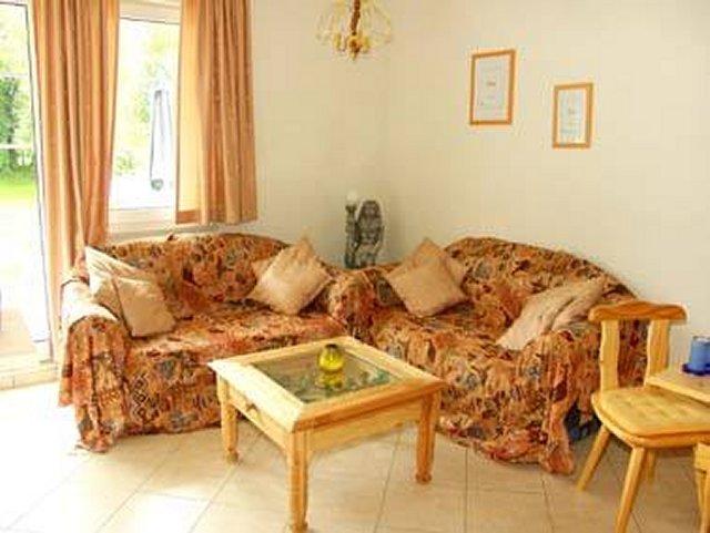 0058-04 Ferienhaus Schulz Wohnbereich
