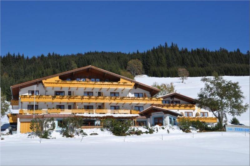 0063-02 Landhaus Wildschuetz Winter