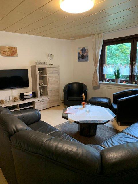 0109-05 Ferienhaus Boehnke Wohnzimmer EG 1