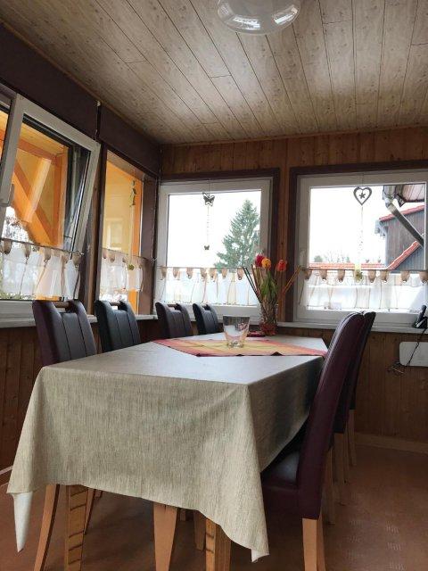 0109-09 Ferienhaus Boehnke Esszimmer