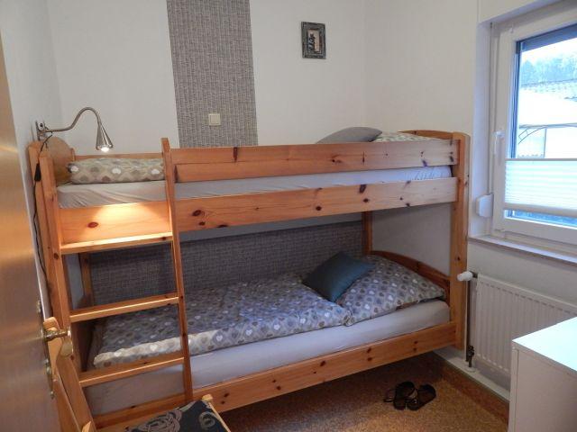 0132-13 Ferienhaus Geers Schlafzimmer 3