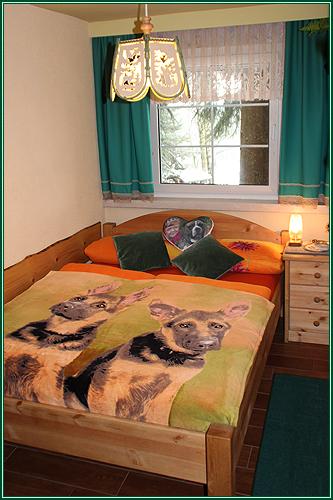 0182-02 Waldferienhäuser Haus 2 Schlafzimmer