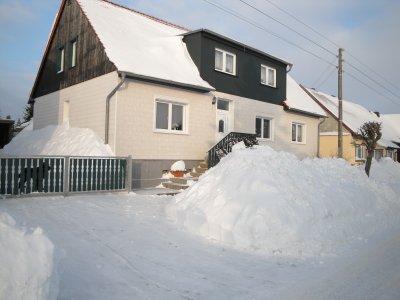 0186-02 Ferienwohnung Kopp Winteransicht