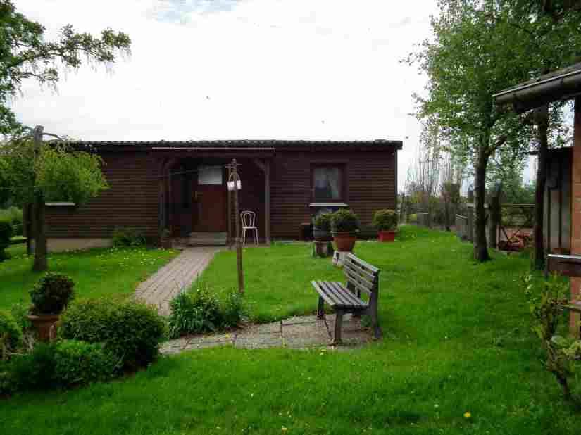 0204-01 Klöpper Blockhaus aussen