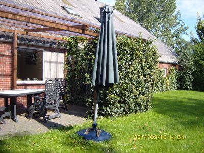 0210-05 Fewos Kraft Terrasse und Garten
