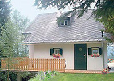 0212-09 Ferienhaus Haus auf der Leitn Aussenansicht