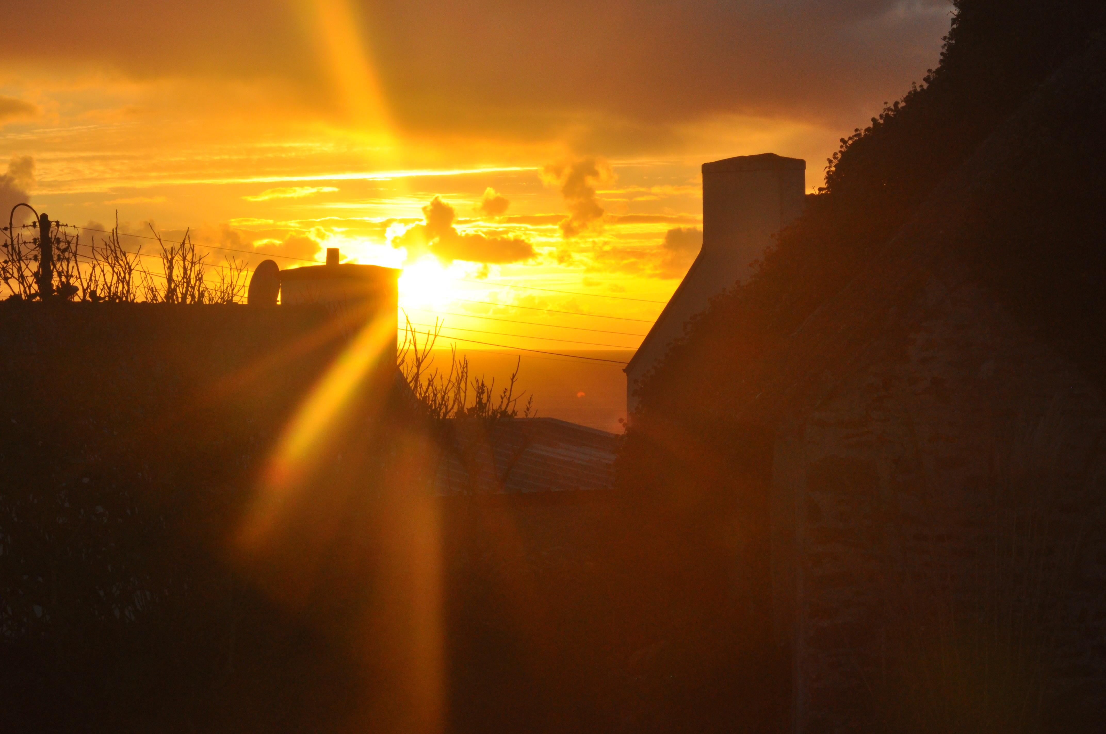 0214-12 Feha Kerblue Sonnenuntergang