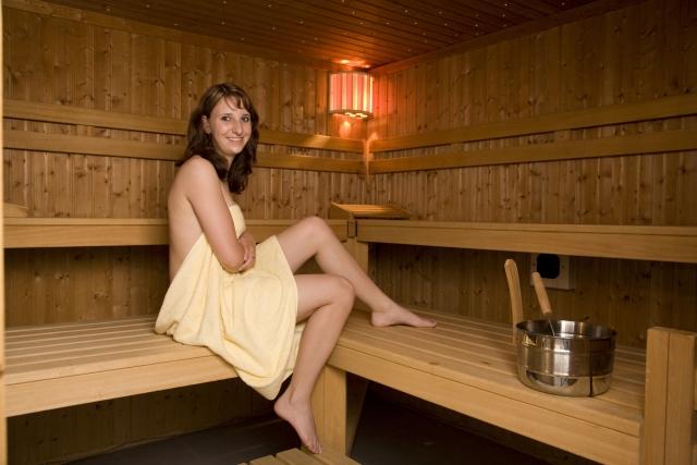 0220-15 Landhotel Haus Waldeck Sauna