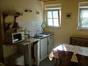 0223-03 Haus zum Husky FeWo Aika Küche