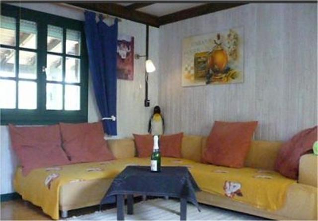 0239-05 Ferienhaus in Vogelsberg Wohnzimmer