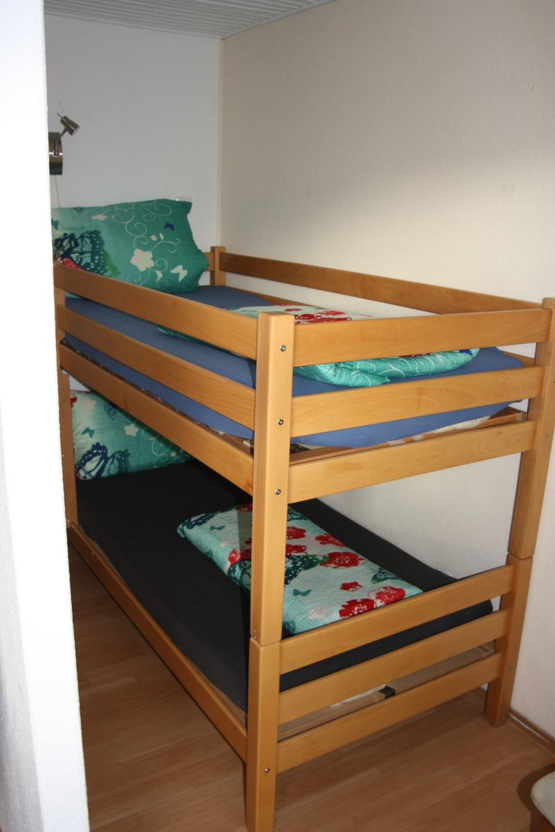 0247-08 Ferienhäuser Rieger Haus 1 Schlafzimmer 2
