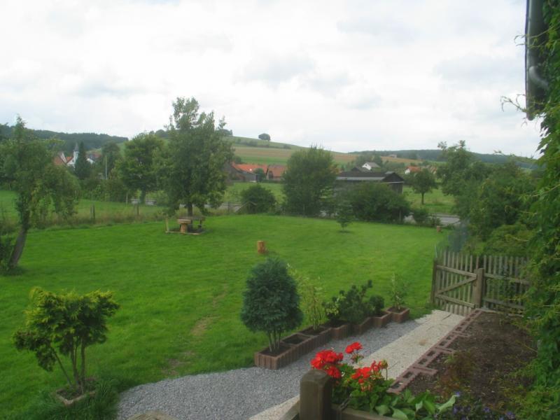 0247-17 Ferienhäuser Rieger Garten