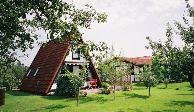 0300-16 Wigwam Haus