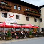 "Hotel Grimming ""dogs & friends"" in Rauris"