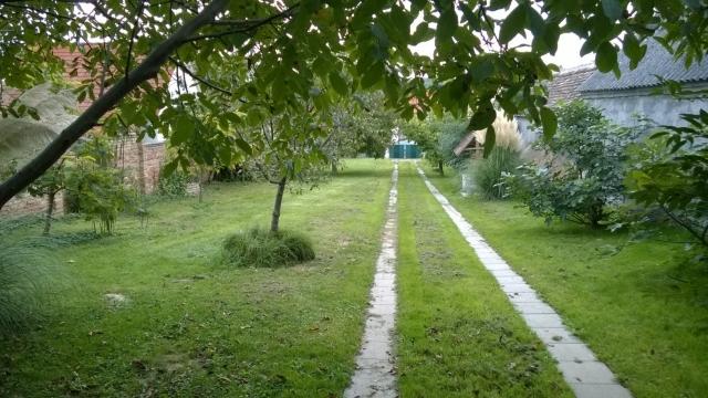 0310-02 Ferienhaus Haas Garten Bild 1