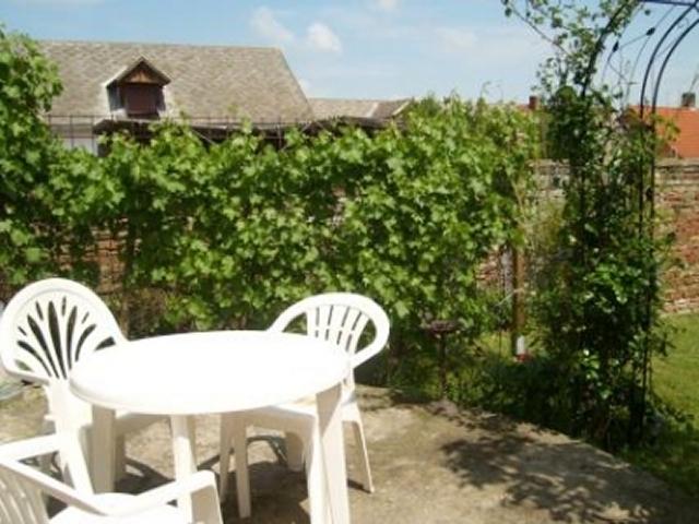 0310-05 Ferienhaus Haas Terrasse