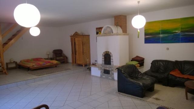 0310-10 Ferienhaus Haas Panorama Wohn- Schlafbereich
