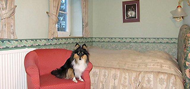 0316-14 Amys Wohlfuehlvilla Zimmer Wildrose