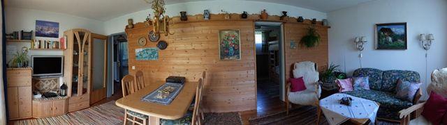 Wohnzimmer Panorama 2