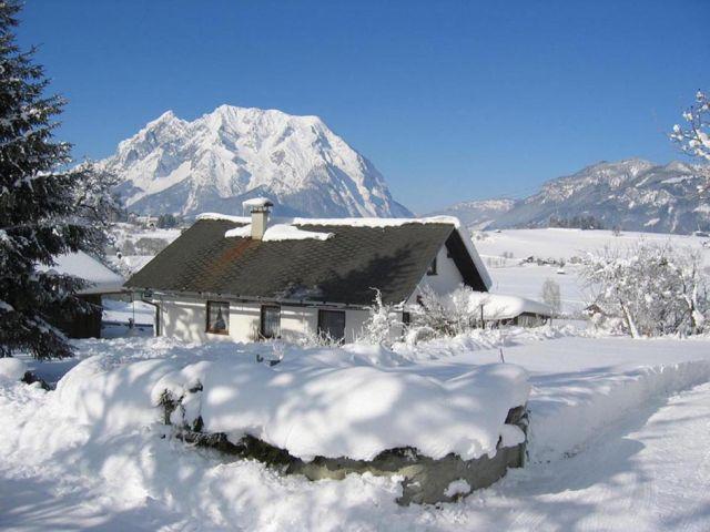 0326-05 Ferienhaus Siebenschlaefer Steirischer Winter