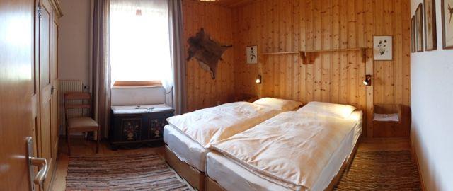 0326-07 Ferienhaus Siebenschlaefer Panorama Schlafzimmer