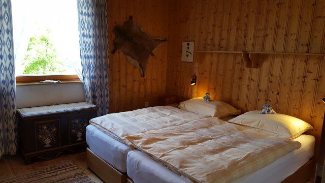 0326-09 Ferienhaus Siebenschlaefer Schlafzimmer