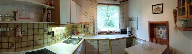 0326-10 Ferienhaus Siebenschlaefer Küche