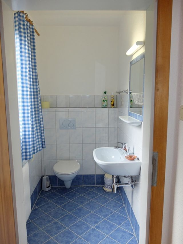 0326-11 Ferienhaus Siebenschlaefer WC