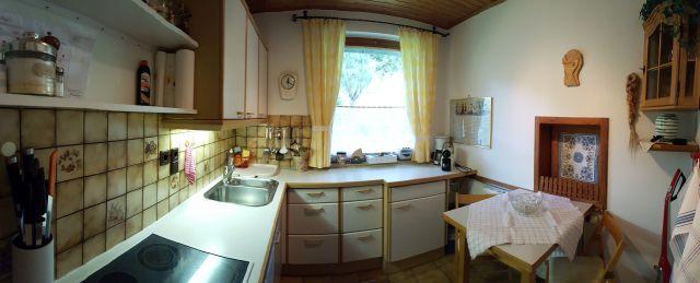 0326-12 Ferienhaus Siebenschlaefer Kueche