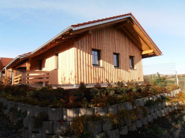Aussenansicht Haus Waldeck