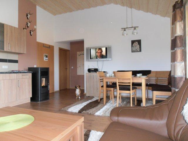Wohnzimmer Haus Waldeck