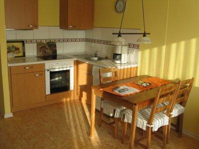 0281-04 Strandhaus Bello Cane Kueche Erdgeschoss