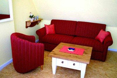 0281-06 Strandhaus Bello Cane Wohnzimmer 1 OG