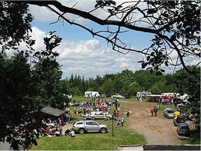Campingplatz Sommer