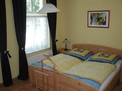 0336-06 Fewo Brettschneider Schlafzimmer