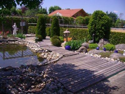 Garten Haus Almblick