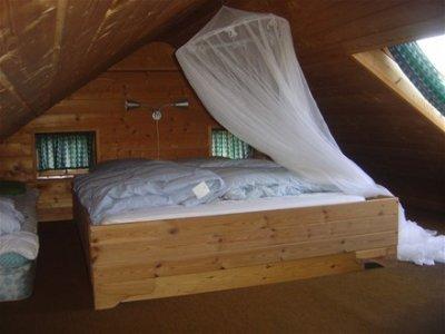 0383-06 Hjoedalhus Schlafzimmer Dachboden