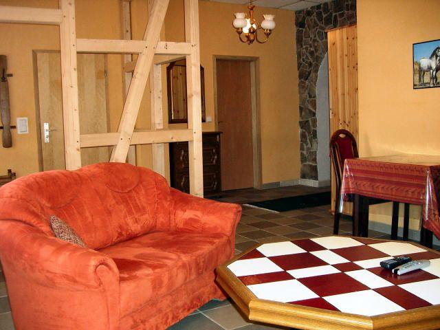 0500-07 Ferienwohnungen und Ferienhäuser in Rottleberode FeWo 4 Wohnen