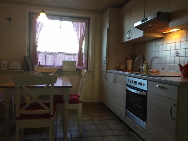 0550-09 Huus op Land Küche