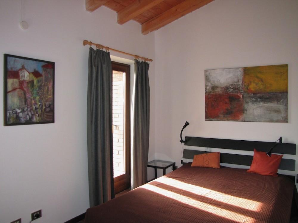 0551-09 Ferienhaus Rustico Bell Aria Schlafzimmer 2