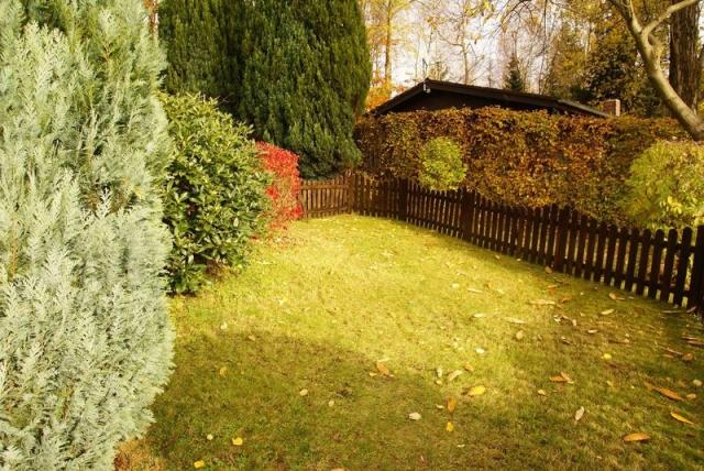 0560-02 Ferienwohnung Ulrichsgruen Garten Sommer