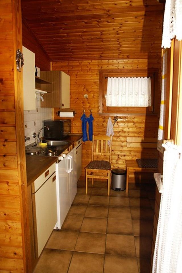 0560-09 Ferienwohnung Ulrichsgruen Kueche