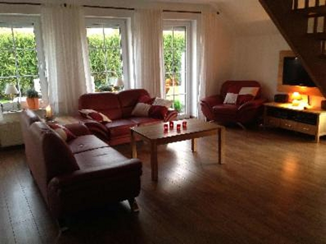 0573-06 Ferienhaus Nessmersiel Wohnzimmer Bild 2