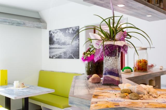 0577-02 Hotel Letj Briis Amrum Hotelrestaurant