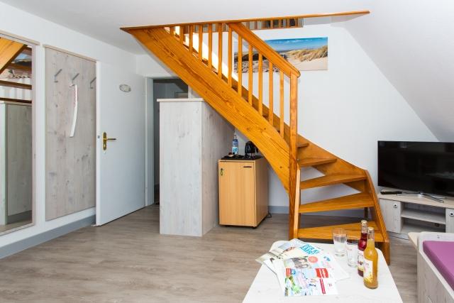 0577-10 Hotel Letj Briis Amrum Zimmer 6 Bild 2
