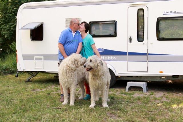 0582-08 Naturcampinplatz Springsee Urlaub im Wohnmobil oder Wohnwagen