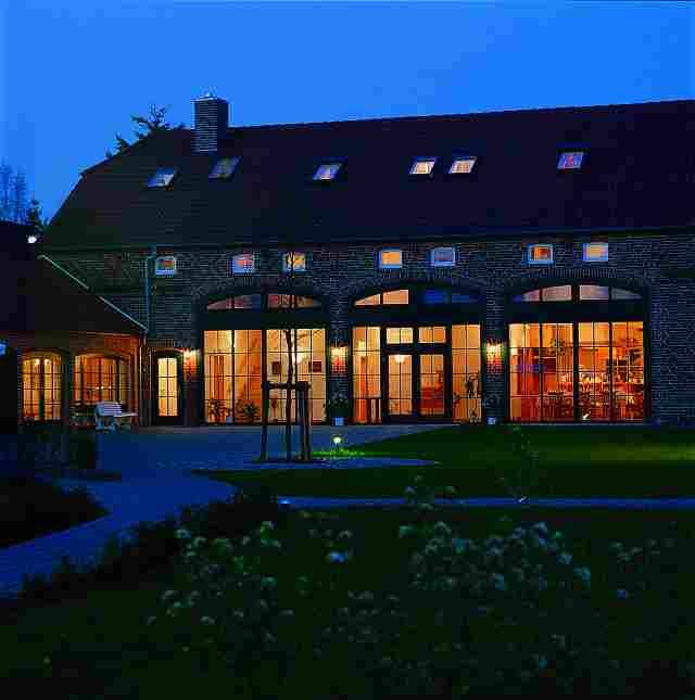 0588-06 Ferienpark Mecklenburg Abendstimmung